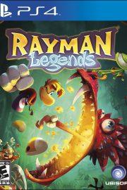 Rayman Legends Hits PS4 Portada