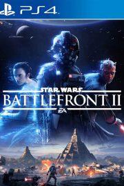 Star Wars Battlefront II PS4 Portada