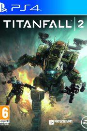 Titanfall 2 PS4 Portada