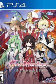 Touhou Genso Wanderer PS4 Portada