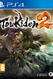Toukiden 2 PS4 Portada
