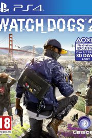 Watch Dogs 2 PS4 Portada