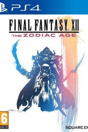 Final Fantasy XII The Zodiac Age PS4 Portada