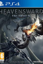 Final Fantasy XIV Heavensward PS4 Portada