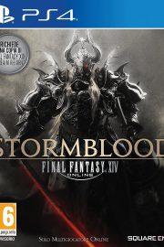 Final Fantasy XIV Stormblood PS4 Portada