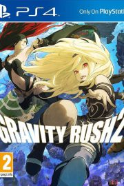 Gravity Rush 2 PS4 Portada