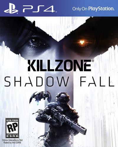 Killzone Shadow Fall PS4 Portada