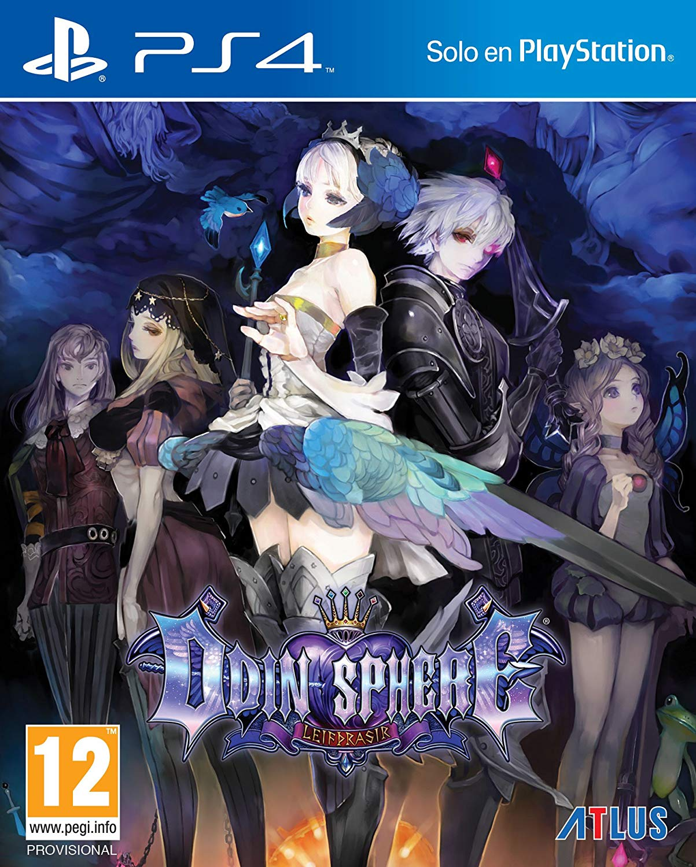 Odin Sphere Leifthrasir PS4 Portada