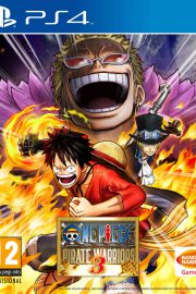 One Piece Pirate Warriors 3 PS4 Portada