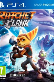 Ratchet & Clank PS4 Portada