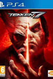 Tekken 7 PS4 Portada