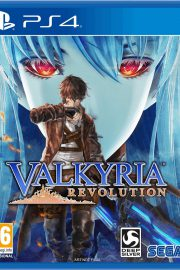 Valkyria Revolution PS4 Portada