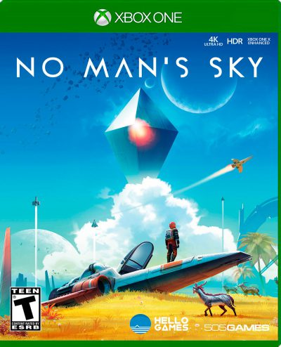 No Man's Sky XBOX One