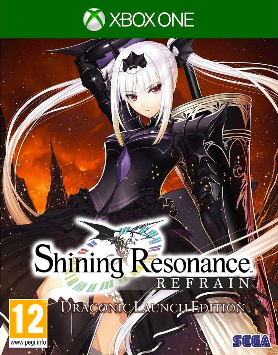 Shining Resonance Refrain Draconic Launch Edit XBOX One