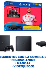 Consola PS4 Slim 1TB FIFA 20